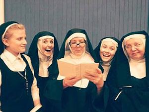 sister act actors