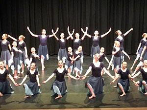 sylvian dance school